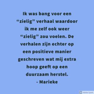 Testimonial Marieke 2