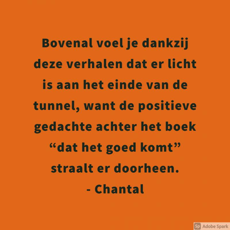 Testimonial Chantal 1
