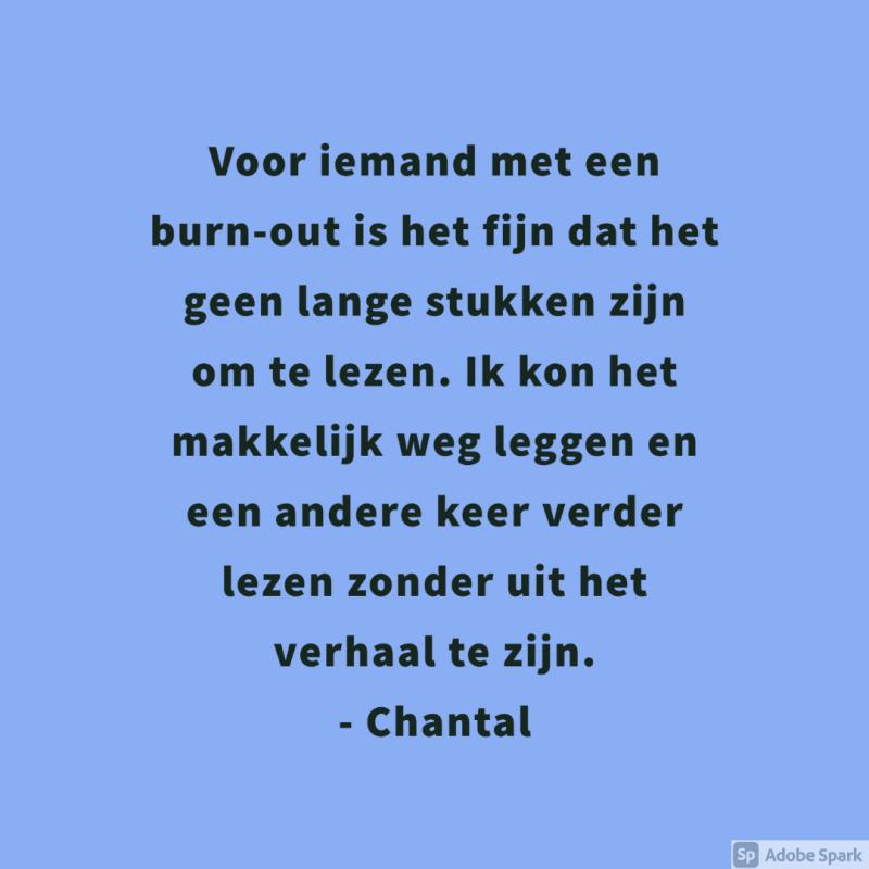 Testimonial Chantal 3